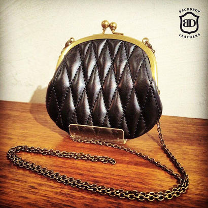 GM WALLET w/chain