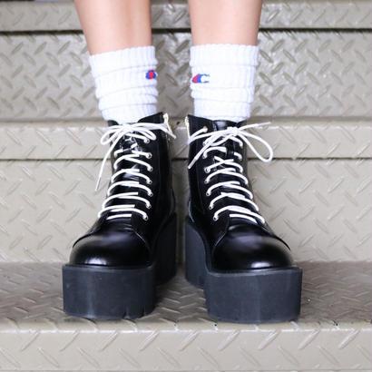 【数量限定】FINISHLINE LACE-UP BOOTS (REVIVAL)