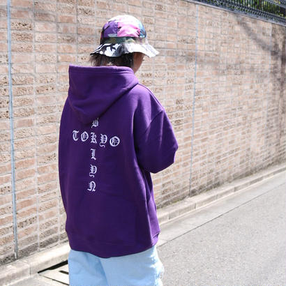 BKTK CROSS PULL-OVER