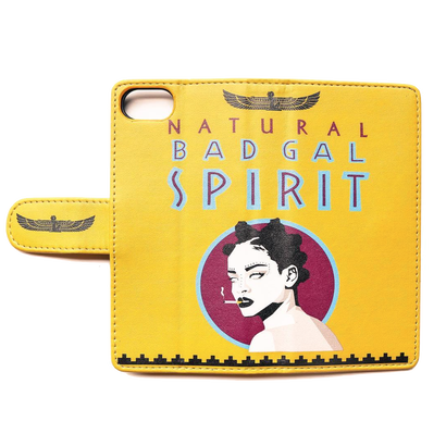 【RESTOCK】BAD GAL SPIRIT IPHONE BOOK CASE