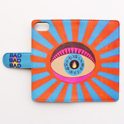 MENTAL TIME TRAVEL IPHONE BOOK CASE