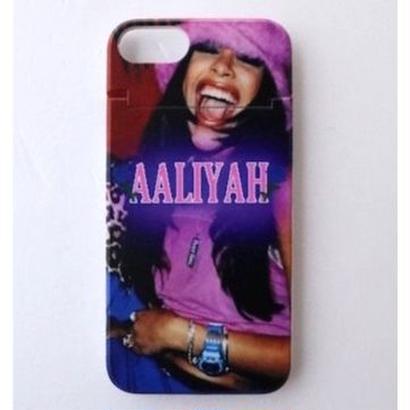 AALIYAH HARD MIRROR IPHONE CASE