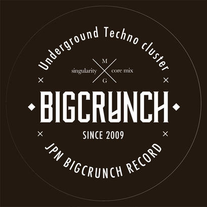 BIG CRUNCH STICKER 001