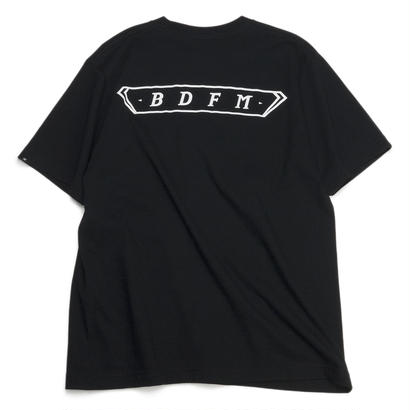 BDFM PROJECT 002 T-SHIRTS BLACK