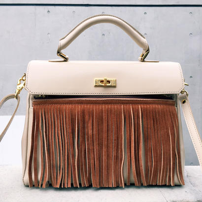 5way Fringe Handbag 送料無料商品