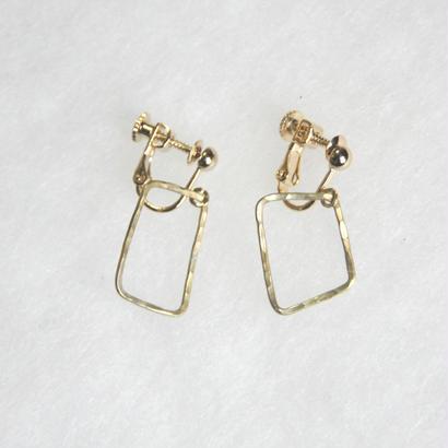 sikaku earring [VE-008]