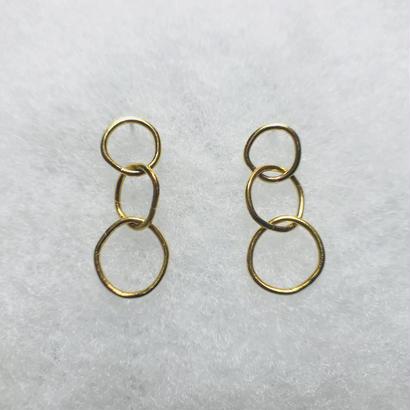 circle pierce triple [VP-044]