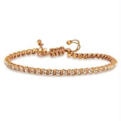 amorium Jewelry friendship bracelet/ Neon camel