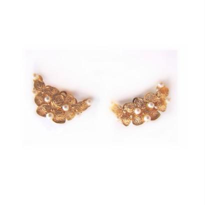 Flying Golden Flowers wz Pearl