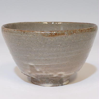 萩小福茶碗(14代 坂倉新兵衛)/ s17