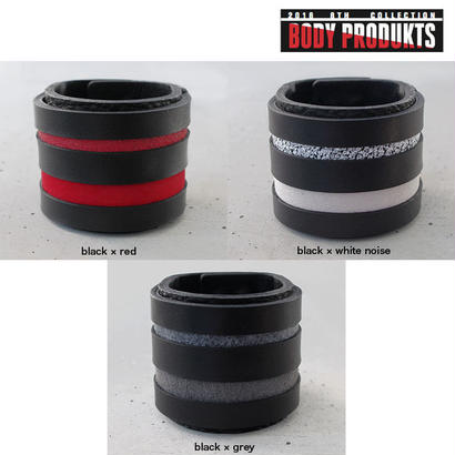 2 LINES leather bracelet