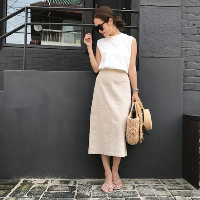 6/22入荷・Linen skirt