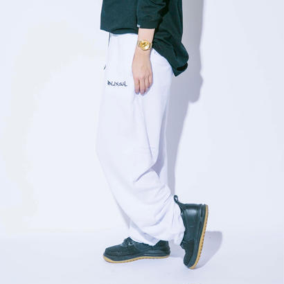 STREET LOGO SWEAT PANTS