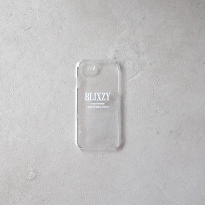 CLEAR IPHONE CASE  ( IPHONE 6/7/8 )