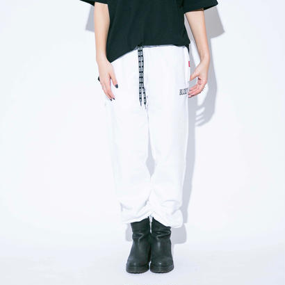 Sweat logo pants