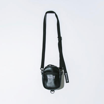 LEATHER SHOULDER POUCH