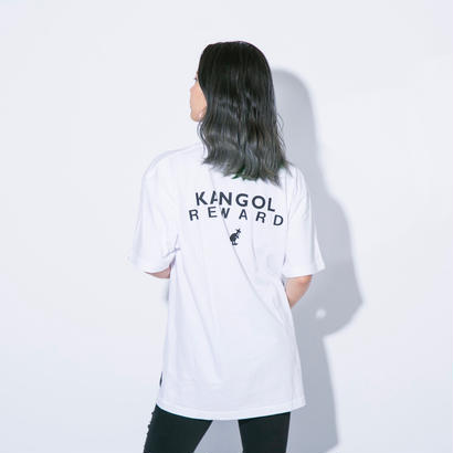 BLIXZY × KANGOL REWARD BIG LOGO T-SHIRT