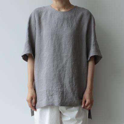 COSMIC WONDER /やま野衣のリネンシャツ(GRAY)