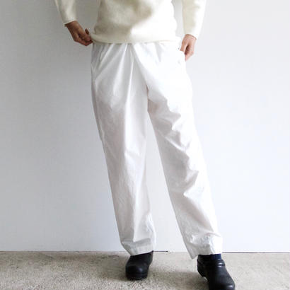 COSMIC WONDER / 有機栽培綿の巻パンツ(white)