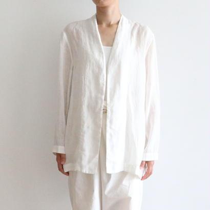 COSMIC WONDER /  麻の夏羽織 (white)