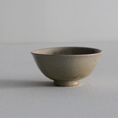 田谷直子/飯碗(灰釉)
