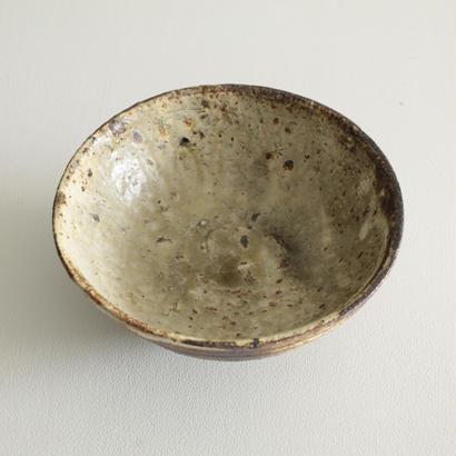 尾形アツシ/灰被り大鉢(薪窯)