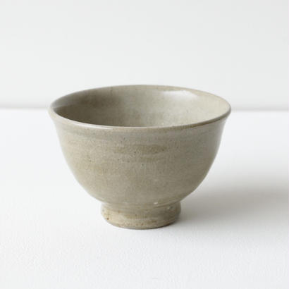 田谷直子/湯呑み(灰釉)