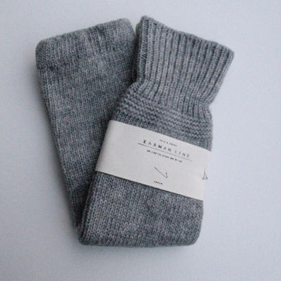 KARMAN LINE/ARIES レッグウォーマー(gray)