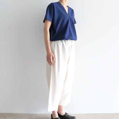 iroiro/NS Cotton New YAO Pants(natural)