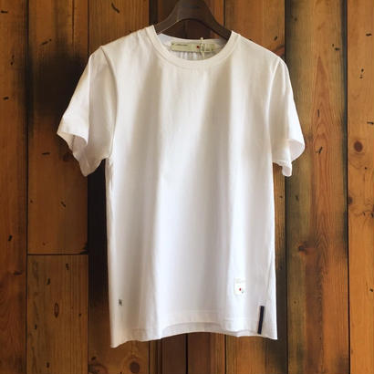 CUTOFF T-SHIRT【WHITE】/ BS17AW-CS04