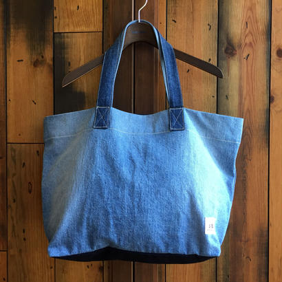 JAPAN BLUE SAKURA COLLABO TOTE BAG 【MULTI color】