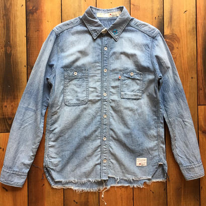 CHAMBRAY SHIRT C/O / BS17AW-SH03