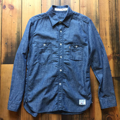 CHAMBRAY SHIRT OW / BS17AW-SH01