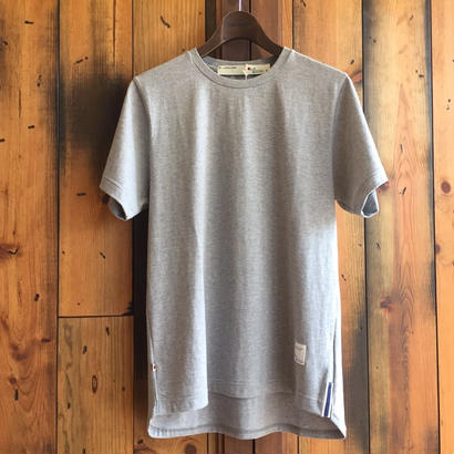 ROUND T-SHIRT【GRAY】/ BS17AW-CS02