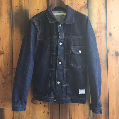 NEAD DENIM JACKET OW / BS17AW-JK02