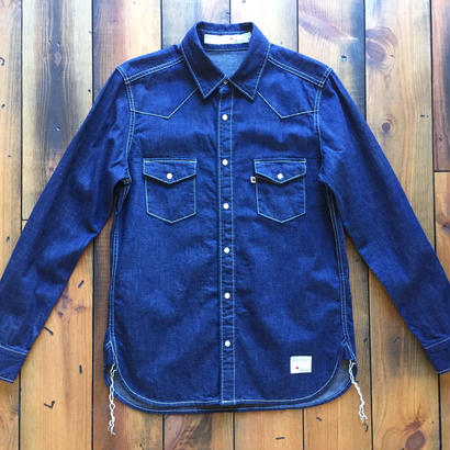 DENIM SHIRT OW / BS17AW-SH07