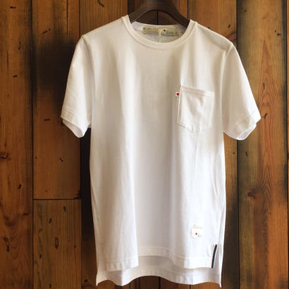 STEP T-SHIRT【WHITE】/ BS17AW-CS03