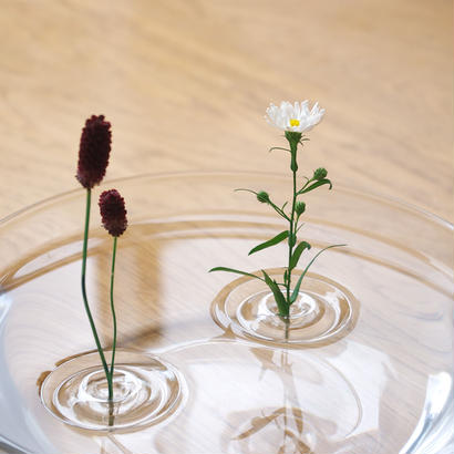 Floating Vase  RIPPLE / 大村 卓 Taku Omura
