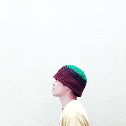 USED: 3色ニット帽