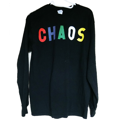 CHAOS MONEY Long-sleeve shirt ロンTEE [tagなし]/  83