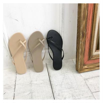 【予約 】cross beach sandal (3color)