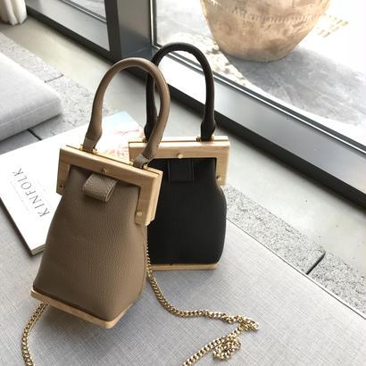 【予約 】Mon favori bag  (2color) /4月上旬~中旬発送