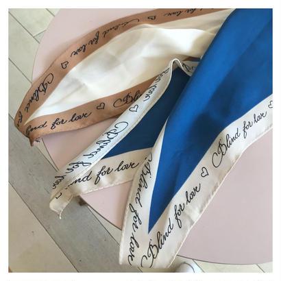 vintage scarf (2color)