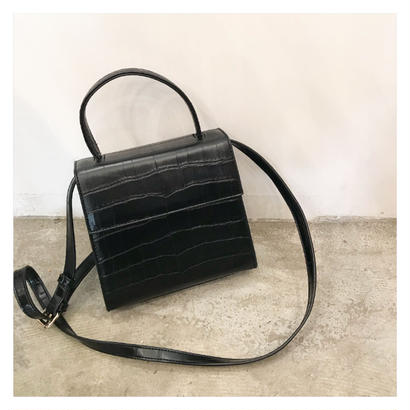 Square dile bag