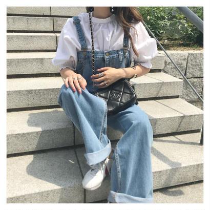【予約 】Hi! denim overall  / 6月上旬発送