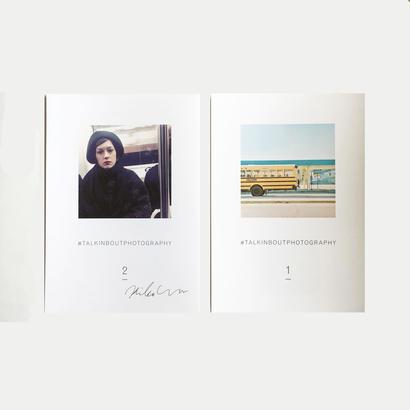 #TALKINBOUTPHOTOGRAPHY 2(濱田英明/宇壽山貴久子)