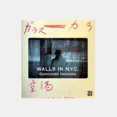 猪熊弦一郎写真集「ニューヨークの壁」