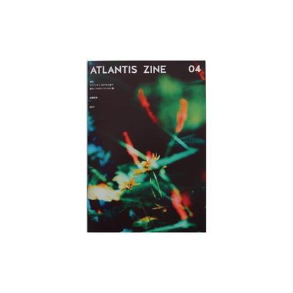 加藤 直徳『ATLANTIS zine 04』