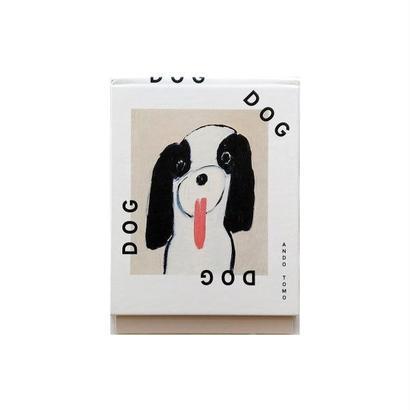 【サイン本】ANDO TOMO作品集『DOG DOG DOG DOG』