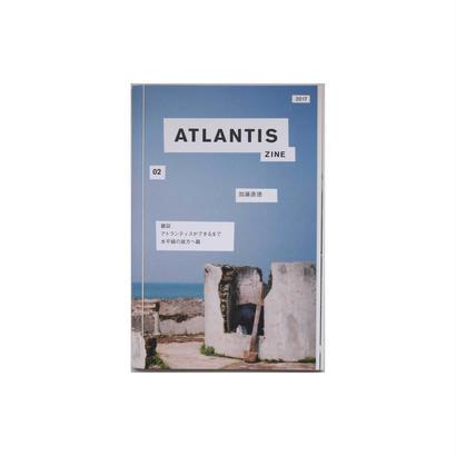 加藤 直徳『ATLANTIS zine 02』
